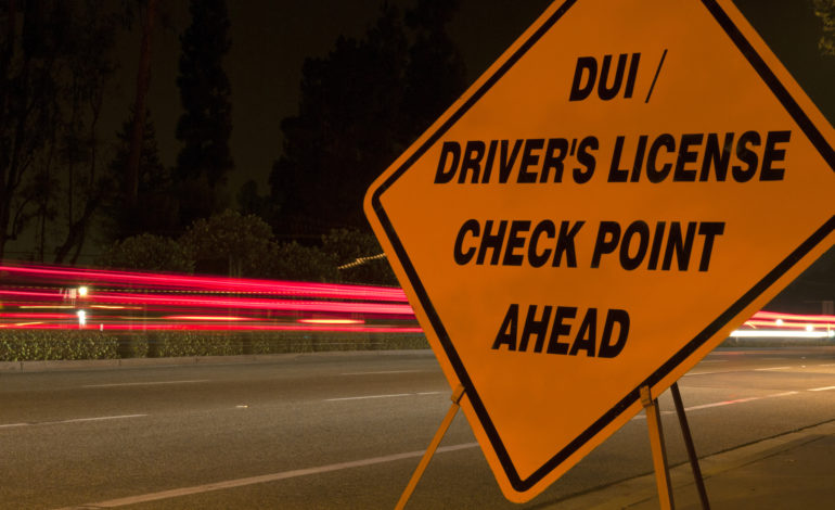 'Tis the season to be wary: Strategies to reduce risk in DUI responses