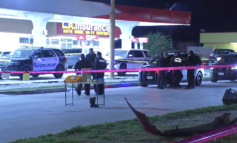 Chase into SE Houston ends with 4 officers firing shots, killing man