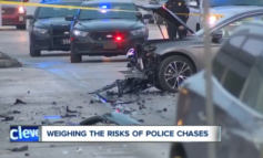 Cleveland councilman asks state to step in on police chases